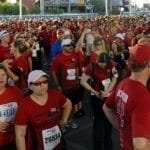 Orpheus members spent some time supporting the Pat Tillman Foundation by participating in Annual Pat's Run.