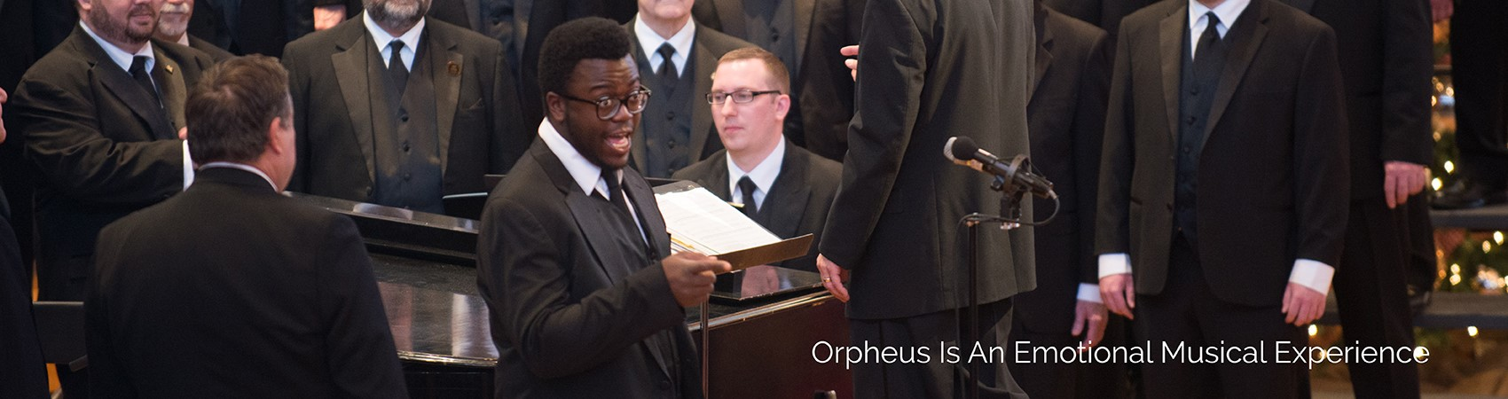 Orpheus Is AN Emotional Musical Experience